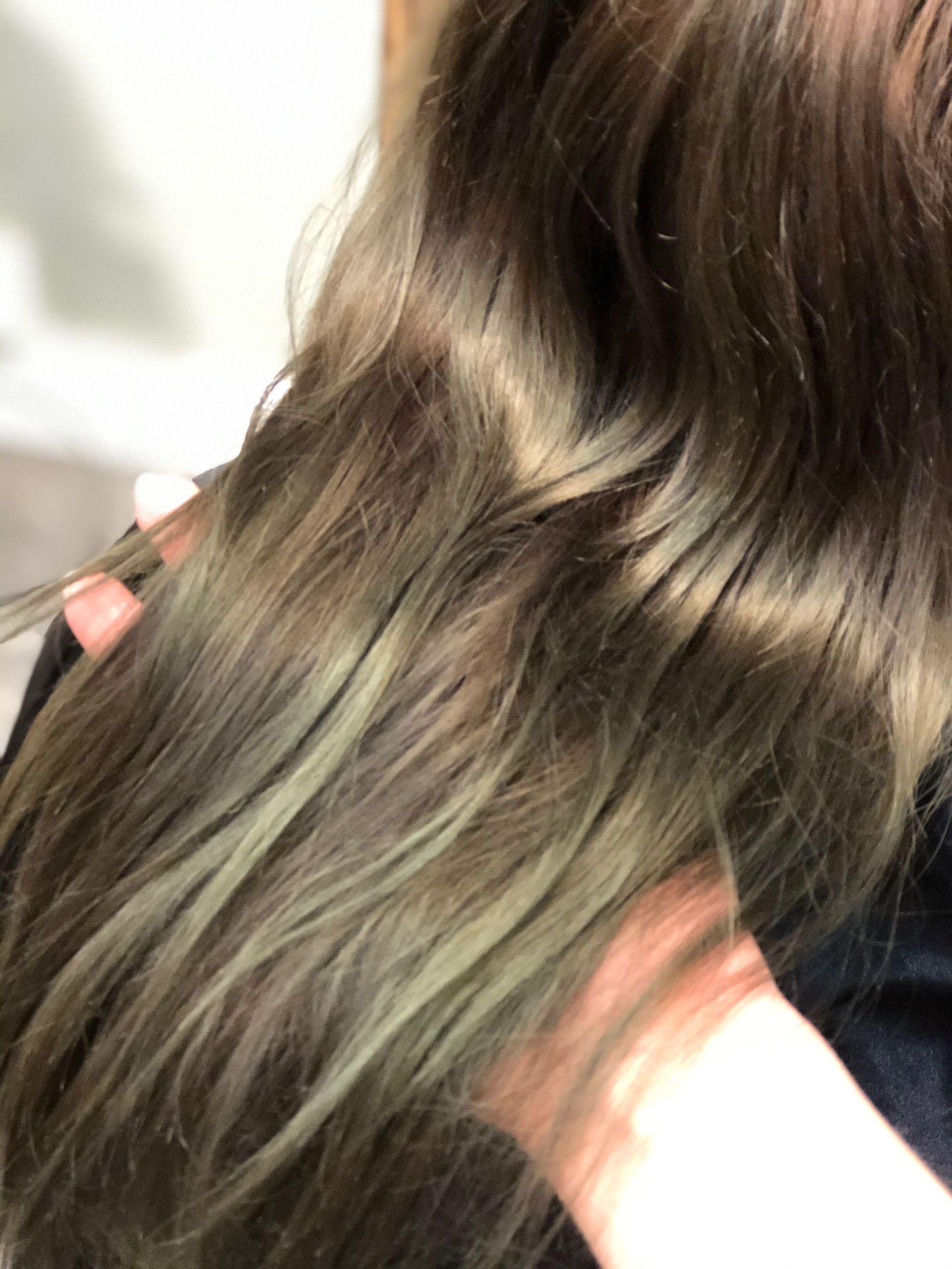 hur ofta kan man tona håret